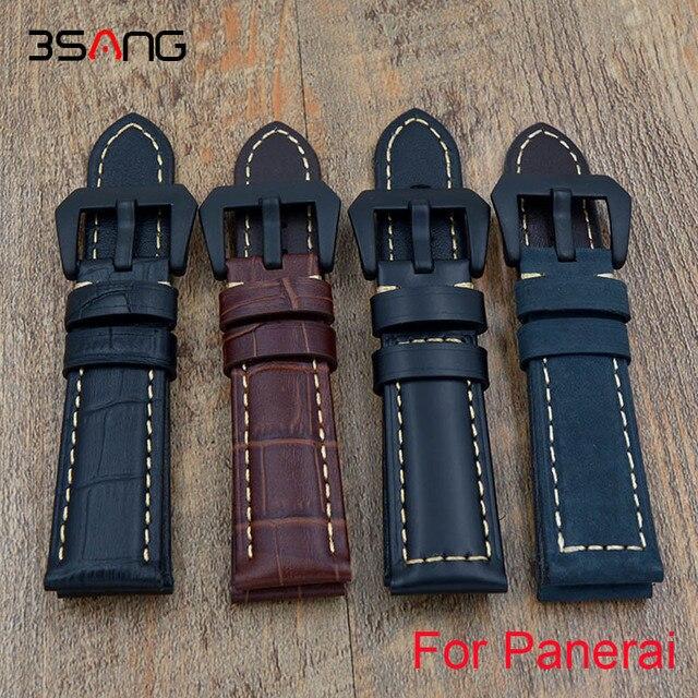 60c9031322b Noir Bleu Brun Rétro En Cuir Bracelets