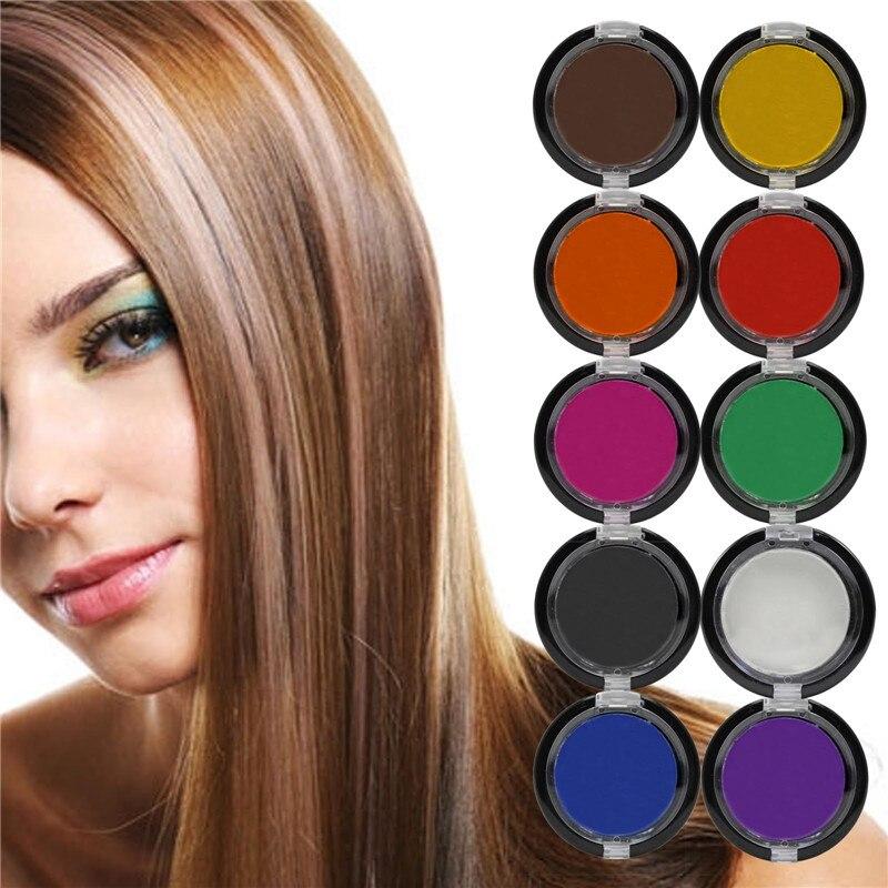 Пудра краска для волос