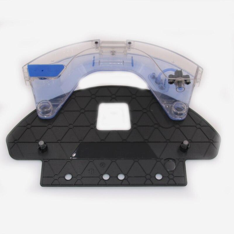 Trapeador de paño tanque de agua para Ecovacs Deebot Ozmo 930/DG3G aspiradora robot piezas de repuesto copa de succión reemplazo 7 Uds NI-MH 14,4 V batería de alta calidad 3500mAh para panda X500 batería para Ecovacs espejo CR120 aspiradora para Dibea X500 X580