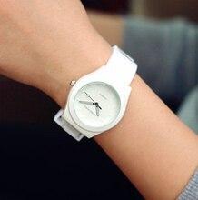 Mode Silicone Quartz Montre Femmes Montres Dames Filles Célèbre Marque Montre-Bracelet Horloge Femme Montre Femme Relogio Feminino
