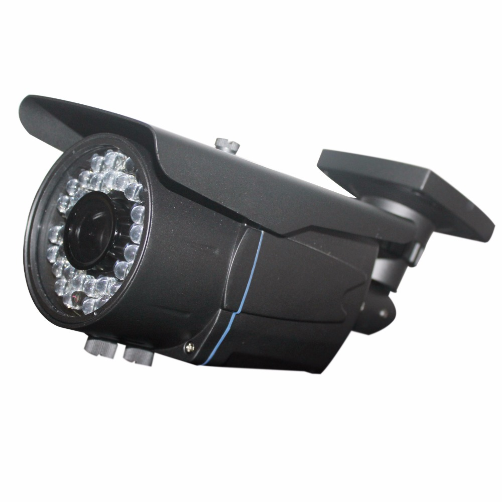 36LED IR distance Sony CCD Effio-E 600TVL IP66 Weatherproof outdoor ir cctv camera 2.8-12mm zoom lens with OSD Menu 42led 40m ir distance sony ccd effio e 600tvl ip66 weatherproof outdoor ir cctv camera 2 8 12mm zoom lens