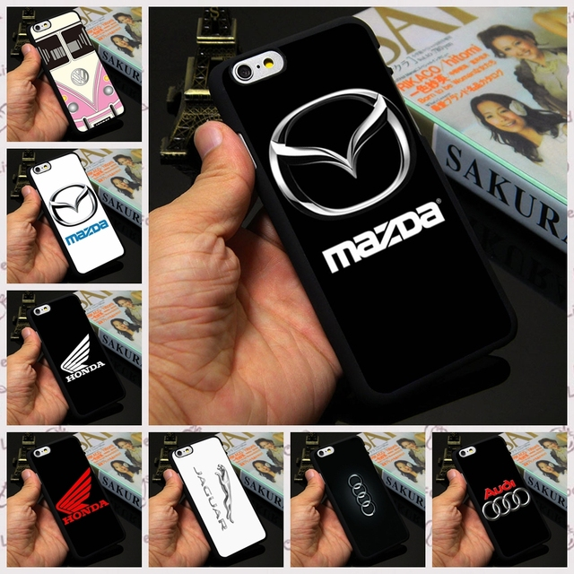 Mazda RX8 Case for Apple iPhone 4 4s 5 5s 5c 6 6s plus Car Logo Printed Protective Phone Cover