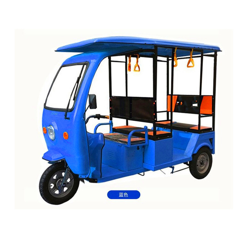 Lowest Price Of Electric Tricycle For Passenger Electric Cart Mobile Tricycle Bike For Sale