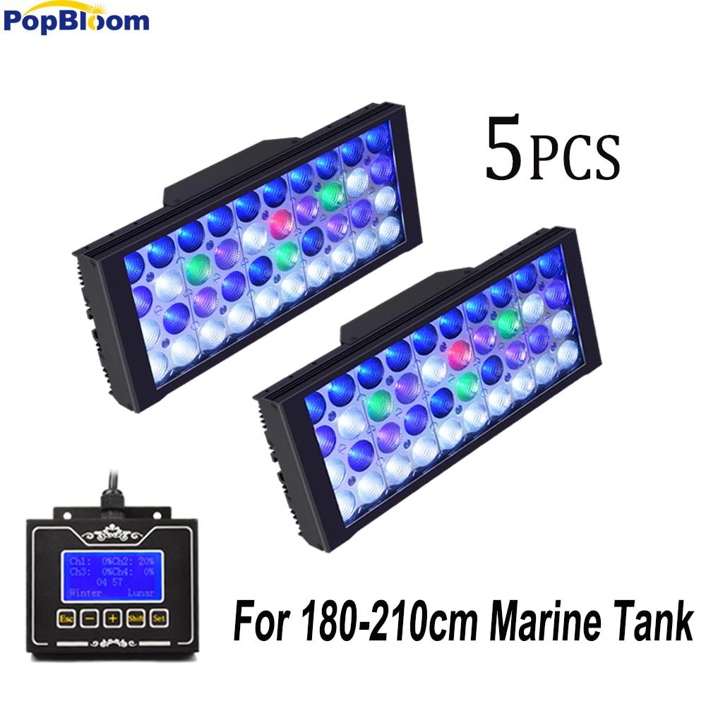 Programmable LED Aquarium Grow Light Reef Tank Aquario Chihiros Aquarium Led Lighting Lamp Marine Fish SPS LPS Tank MJ3BP5