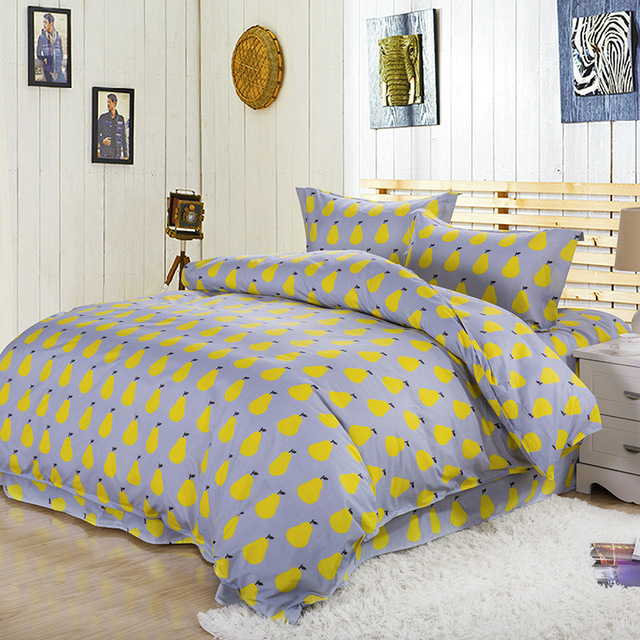 Pear Cheap Twin Coverlet Quilts King Size Single Bed Sheet Online Bedding  Sets,Duvet Cover