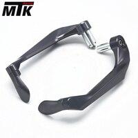 CNC Aluminum Handlebar Protector Brake Clutch Protect For Suzuki Gsxr 600 750 Gsxr600 Gsxr750 SV650 GSR750