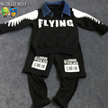 Kids Clothes Boy Girls Clothes Long-Sleeve Sweatshirt T-shirt+Long Pants Clothing Set All Children's Clothes And Accessories