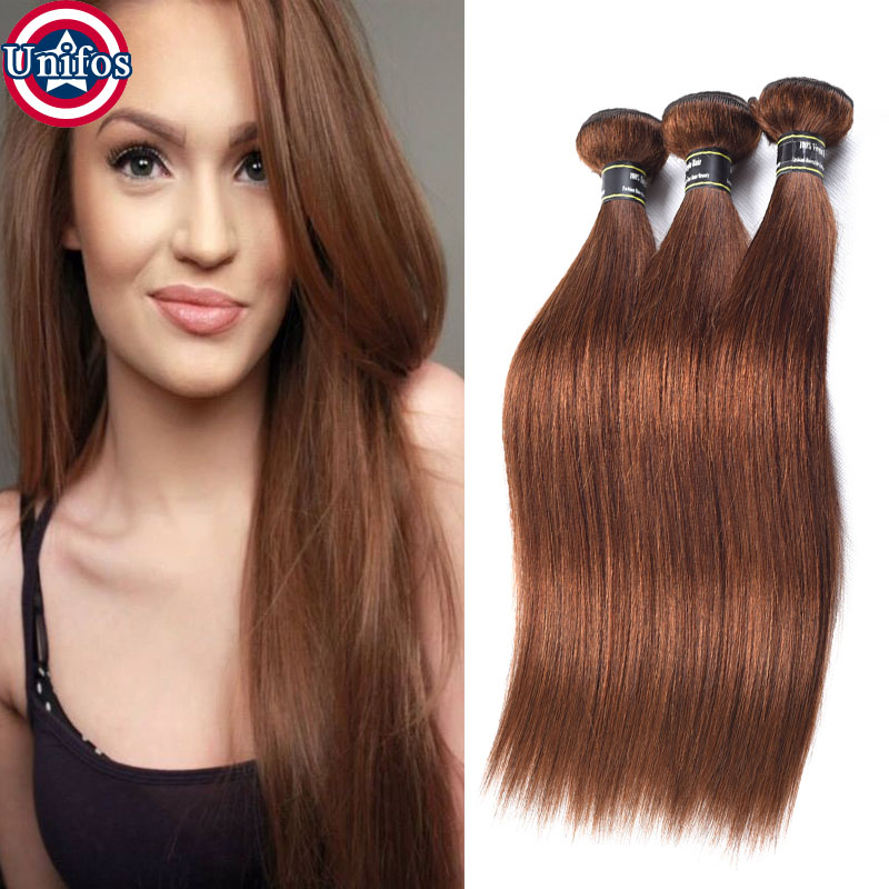 4 bundles brazilian virgin hair straight color 4 chocolate hair 4 bundles brazilian virgin hair straight color 4 chocolate hair weave human hair extensions tissage bresilienne straight hair in hair weaves from hair pmusecretfo Image collections