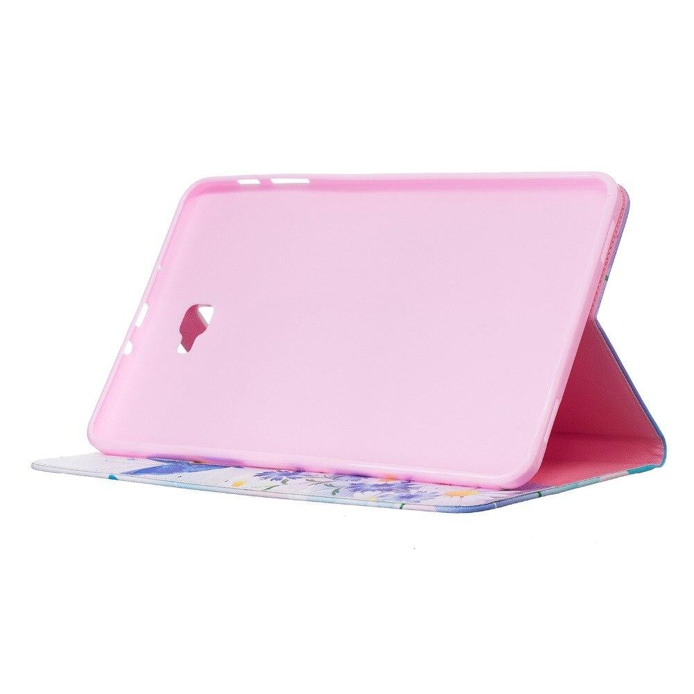 Samsung Galaxy Tab A 10.1 düymlük SM-T580 / T585 üçün CucKooDo - Planşet aksesuarları - Fotoqrafiya 5