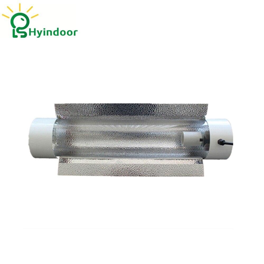 6 Cool Tube Aluminum Reflector 600w Hps Grow Lights Reflector Greenhouse Lamp Covers