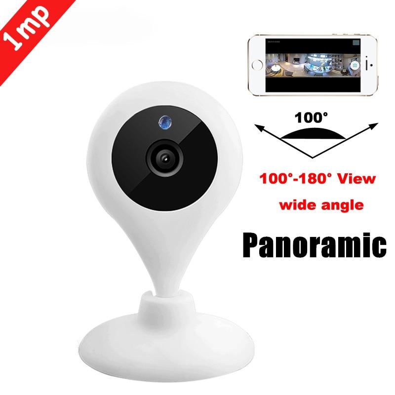 ФОТО 180 Camera Wifi Mini Panoramic Camera 720P Ultra HD Panorama Camera 180 Degree Fisheye wide angle lens max 64G