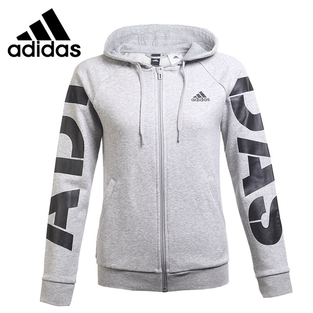 US $86.0 |Original New Arrival 2017 Adidas JKT KN LINEAGE Women's jacket Hooded Sportswear in Running Jackets from Sports & Entertainment on
