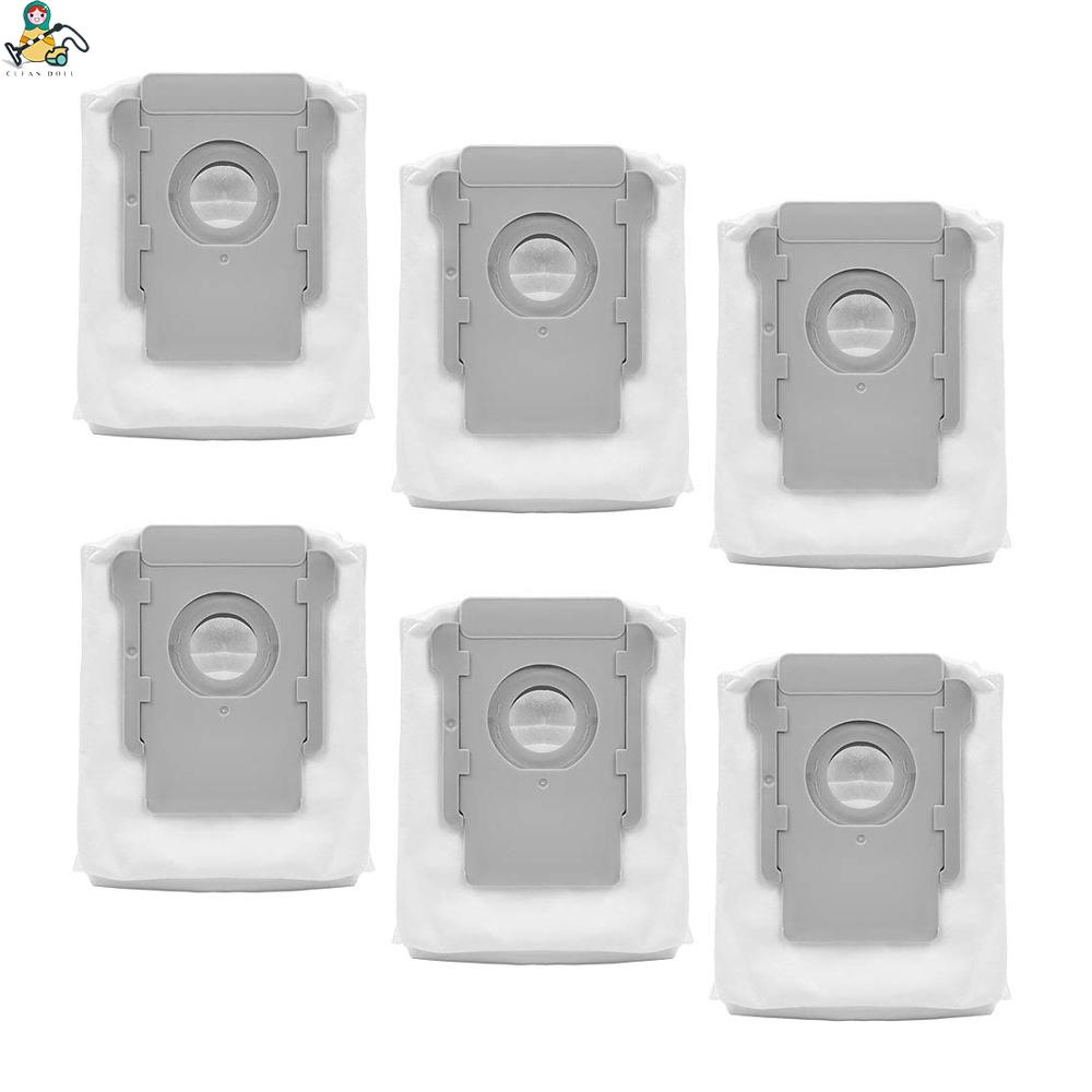 Dirt Disposal Dust Bags For Irobot Roomba I7 I7 S9 Clean Base Vacuum Cleaner Parts Filter Bags Vacuum Cleaner Parts Aliexpress