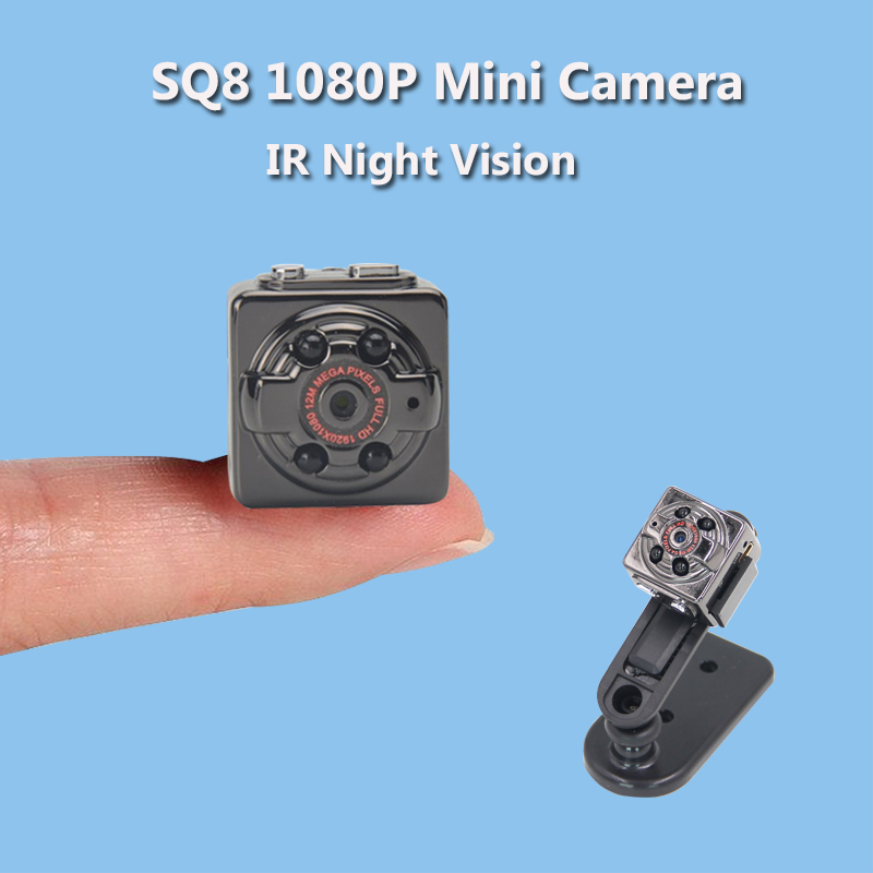 SQ11 Old Version SQ8 Mini Camera Infrared Night Vision Motion Sensor Micro Camera Digital Video Camcorder Mini Cam Espia