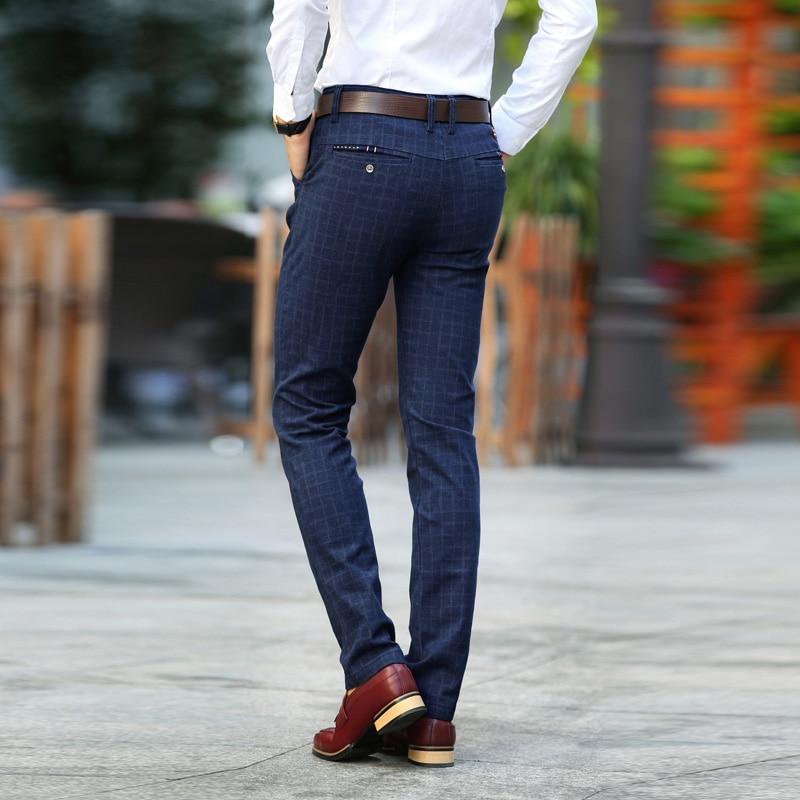 New-England-plaid-pants-dress-pants-men-High-Quality-Stretch-sanding-male-trousers-men-s-winter (3)