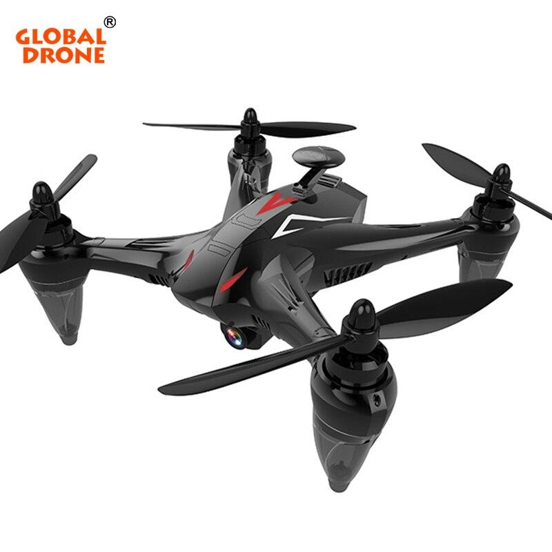 Глобальный Drone GW198 RC Quadcopter с 1080 P HD 5 г Wi-Fi FPV Камера бесщеточный Drone Follow Me gps Квадрокоптер VS H501S X183