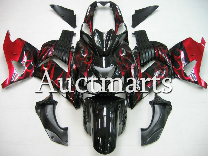 Fit for kawasaki  ZX-14R ZZR1400 2006-2011 Injection ABS Plastic motorcycle Fairing Kit Bodywork ZX14R 06-11  CB03