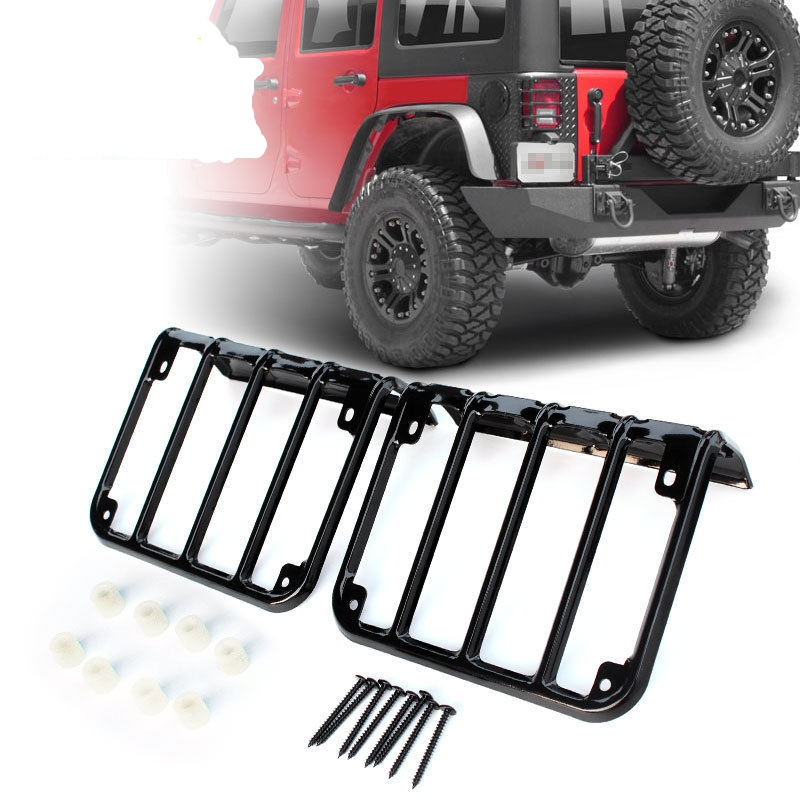 Official Jeep Accessories: Car Auto Parts Accessories Tail Lamp Taillight Cover Trim