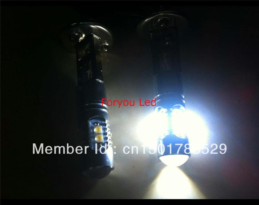 2 parne besplatne dostave Hotsale visoki lumen 50w h1 cree led led - Svjetla automobila - Foto 2