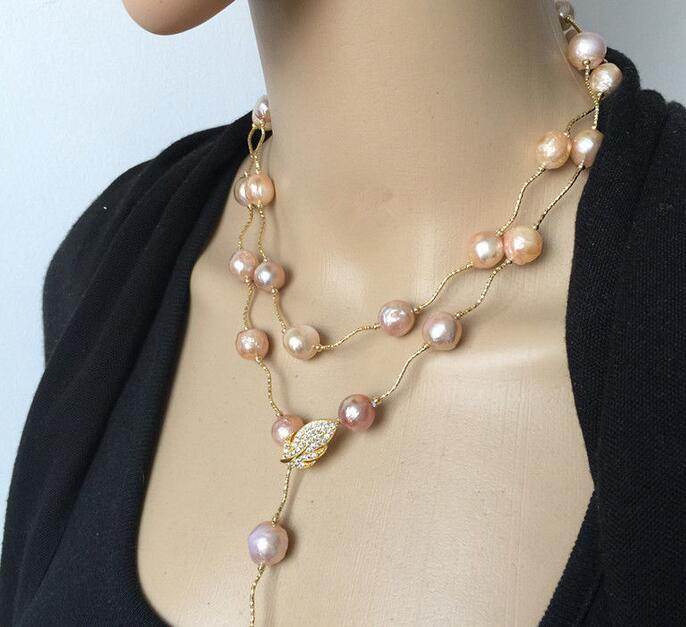 pearl necklace 40