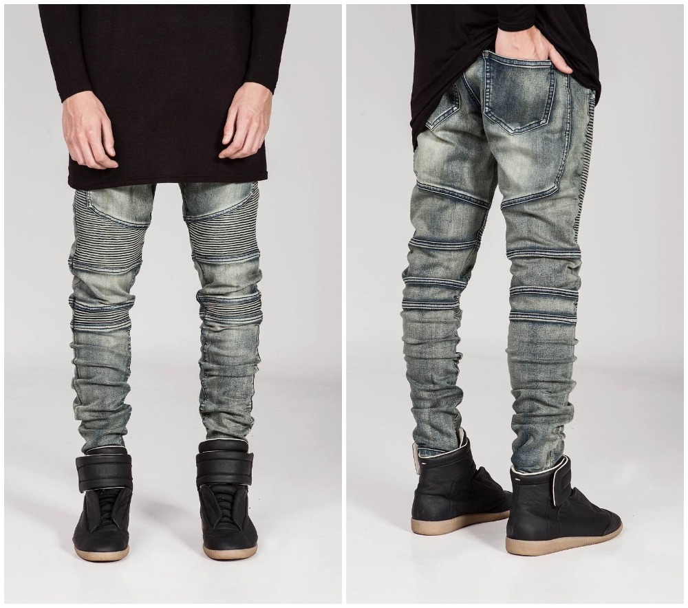 Online Get Cheap Mens Biker Jeans -Aliexpress.com | Alibaba Group
