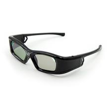 Full HD 3D okulary GL410 okulary do projektora aktywnych DLP Link do Optama Acer do projektora BenQ ViewSonic Sharp Dell DLP Link projektorach tanie tanio Brak docooler Okulary Tylko Migawki Nie-Wciągające