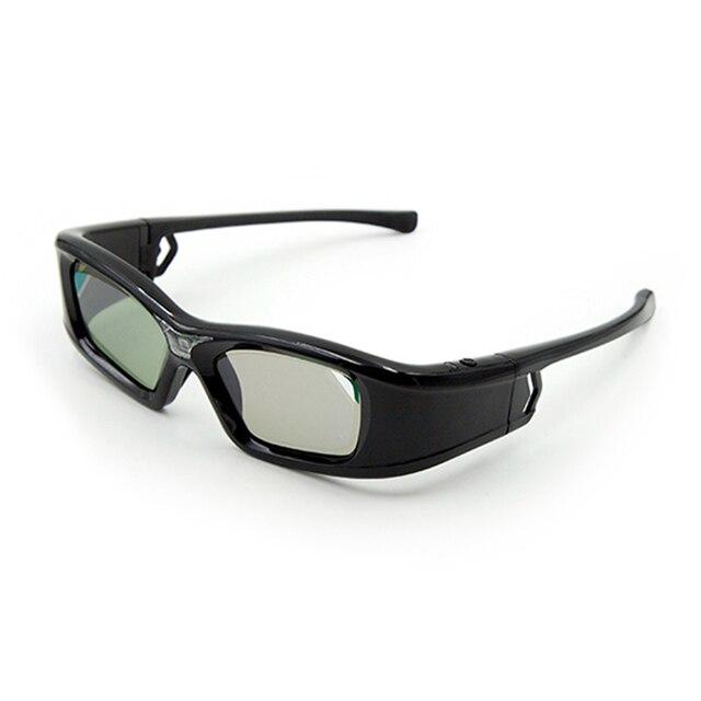 Full HD Óculos 3D GL410 Óculos Para Projetor DLP Link Ativo Para Optama Acer BenQ ViewSonic Afiada Dell DLP Link projetores