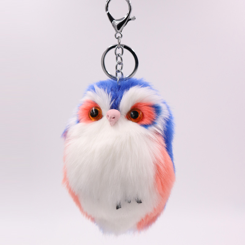 RE-Cute-Pompom-Owl-Keyrings-Keychains-Faux-Rabbit-Fur-Pompom-Fluffy-Trinkets-Car-Handbag-Pendant-Key (5)
