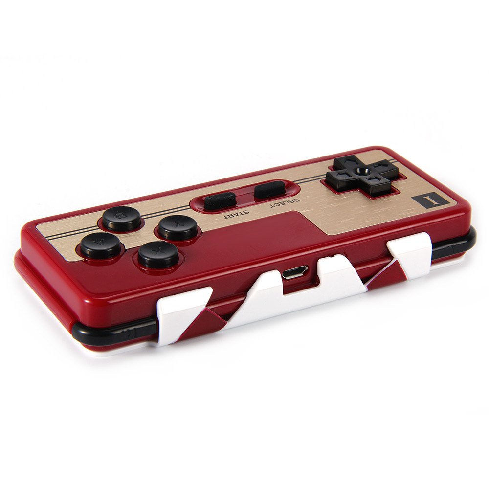 2 Pcs/Lot 8Bitdo FC30 Dual Player Wireless Bluetooth Gaming Gamepad Game Controller Joystick for iOS Android PC Mac Linux - 3