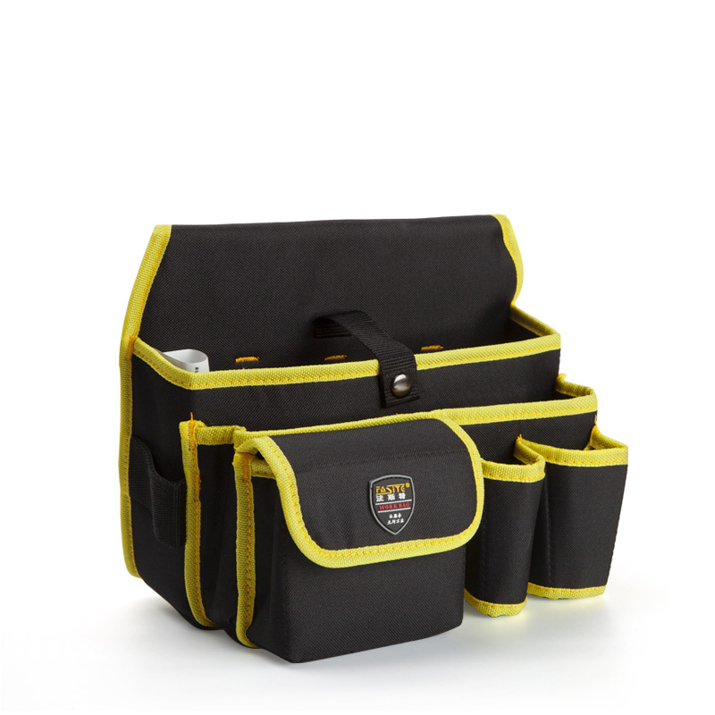 FASITE Multi-function Canvas Waist Tool Bag Home Appliance Installation Tool Pouch Free Shipping