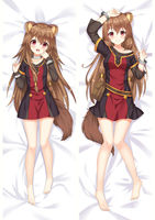 Raphtalia Dakimakura Body Pillow Case Cover 59 The Rising of the Shield Hero Cute JAPAN Anime Girl