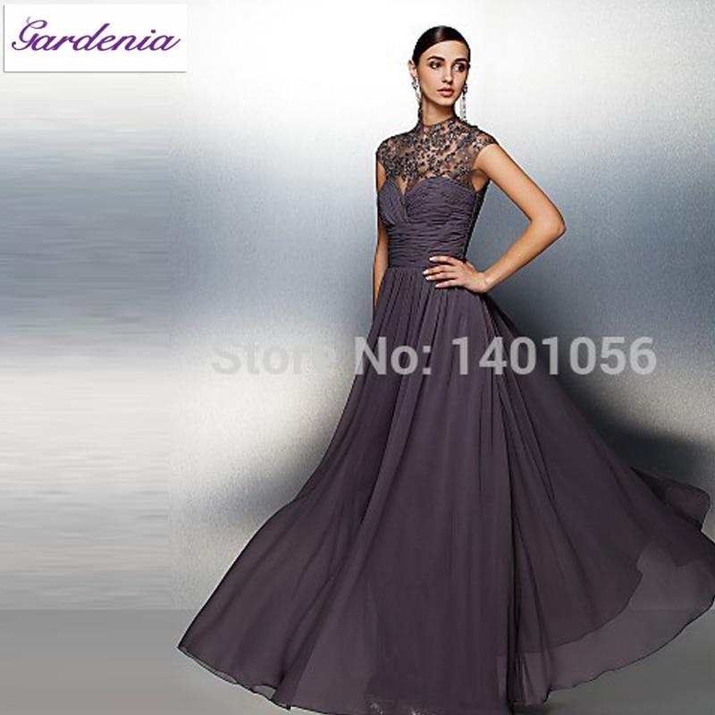 Elegant Summer Dresses Mother Groom Vstinus Modest High