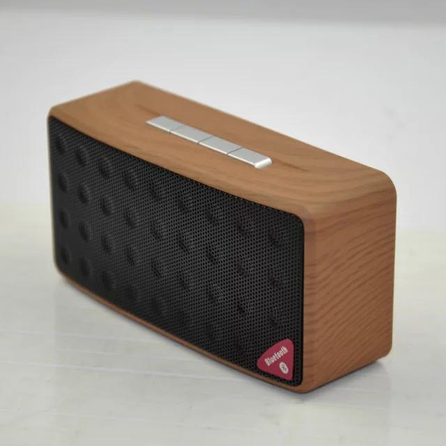 Enceinte Subwoofer Inalámbrico portátil Mini Altavoz Bluetooth con TF Tarjeta USB Reproductor de MP3 Bluetooth Receptor de Audio Del Altavoz