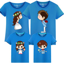 Summer Family Look T-Shirt mother daughter Family Matching Clothes Fashion Baby T Shirts Tops Tee mommy and me Outfits clothes