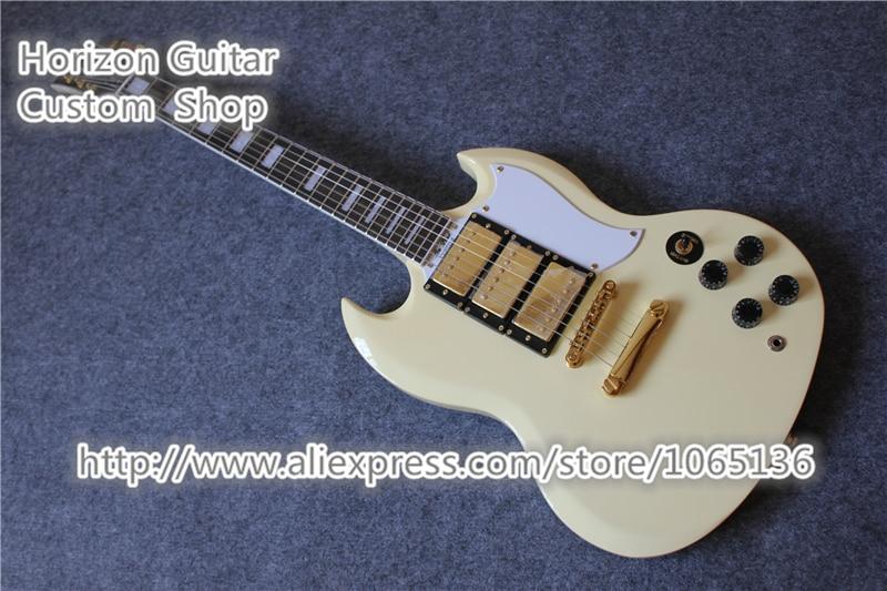 good cheapt price guitar sg custom guitar g400 standard electric guitar left handed body. Black Bedroom Furniture Sets. Home Design Ideas