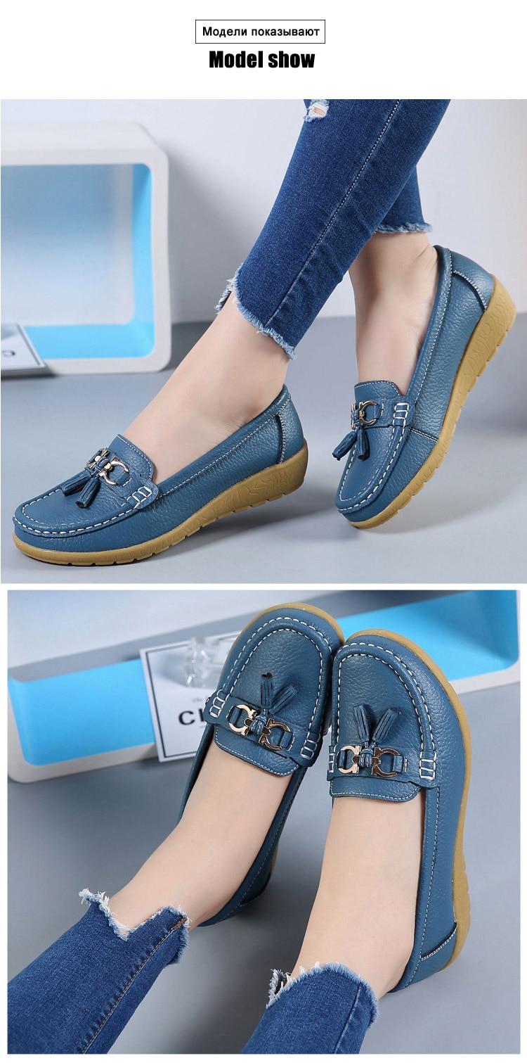 Spring women genuine leather shoes HTB1sUL6iZyYBuNkSnfoq6AWgVXaL