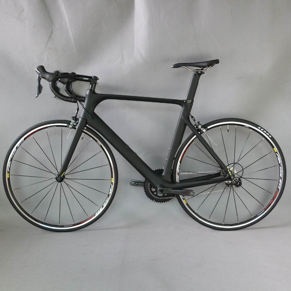 Tantan factory 700C Carbon Fiber Road Bike Complete Bicycle Carbon Cycling BICICLETTA Road Bike SHIMANO 4700 20 Speed Bicicleta