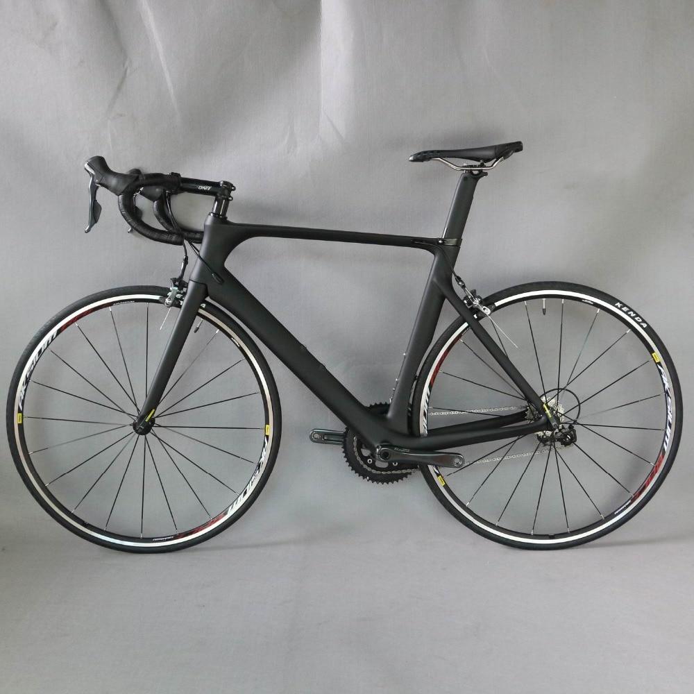 Tantan Factory 700C Carbon Fiber Road Bike Complete Bicycle Carbon Cycling BICICLETTA Road Bike SHIMANO 4700 20 Speed Bicicleta
