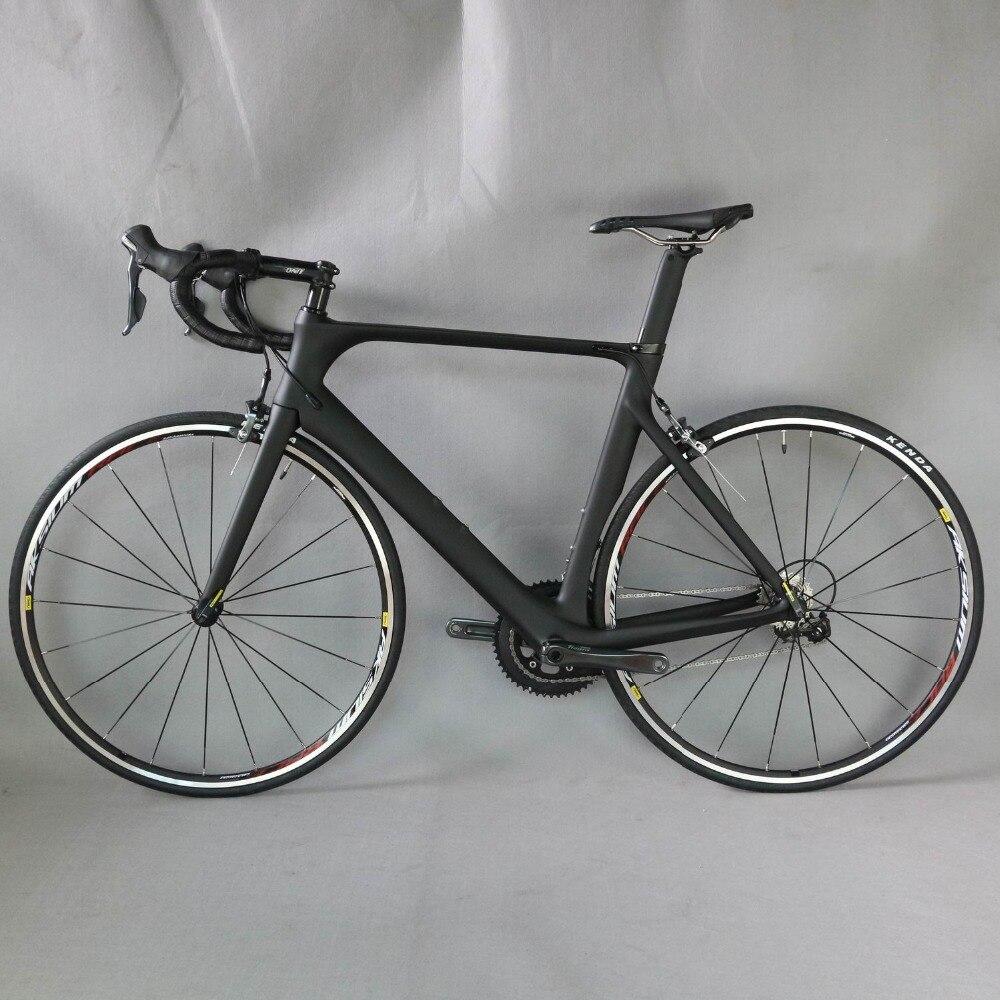 Tantan usine 700C vélo de route en Fiber de carbone vélo complet vélo de route BICICLETTA vélo de route SHIMANO 4700 20 vitesses Bicicleta