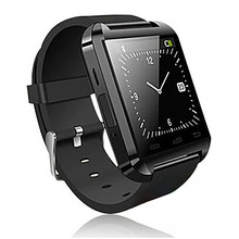 Original Bluetooth Smart Uhr U8 Uhr Handgelenk SmartWatch für Samsung HTC LG Push-nachricht Bluetooth-konnektivität Android Telefon