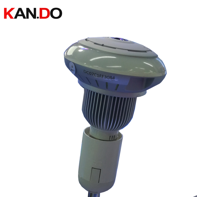 Panoramic 360 degree Wifi IP Light shape Camera P2P wifi camera Surveillance VR Camera 1080P Mini camcorder baby monitor camera стоимость