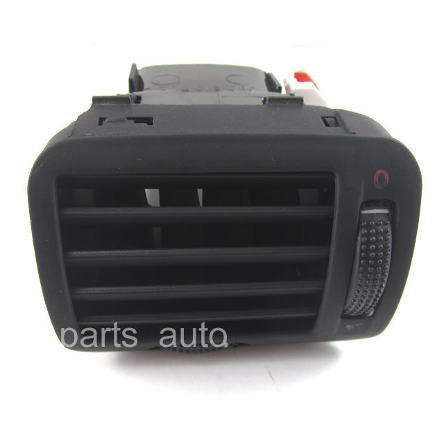 Black Front Left Dashboard Air Vent Outlet Dash AC Heater for VW Passat B5 3B0 819 703 A/B/C/D 2AQ 3B0819703
