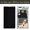 LCD Display +Digitizer Touch Screen With Frame Assembly For Nokia Lumia 1020+Tools free shipping