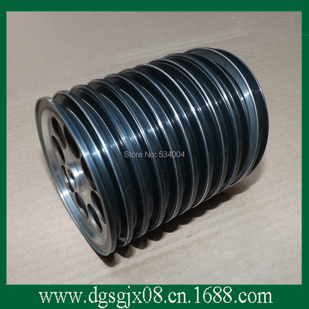 excellent wear reastance wire drawing pulley block excellent sekwana 160x70