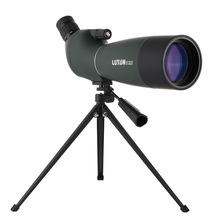 HD Spotting Scope 25-75x70mm BAK4 Zoom 45 De Nitrogen Hunting Birdwatch Monocular Telescope