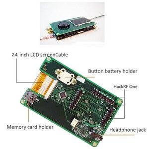 Image 4 - PortaPack H1 עבור HackRF אחד 1 MHz 6 GHz SDR מקלט ולהעביר AM FM SSB ADS B SSTV חזיר רדיו