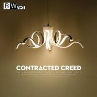 BWART Modern Led Ceiling Chandelier Lighting Novelty Lustre Chandelier For Bedroom Living Room EU Tax Exemption