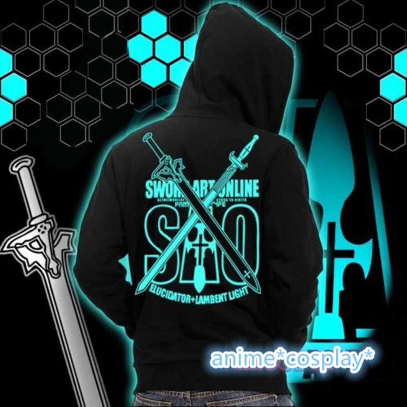Tron glow in the dark hoodie