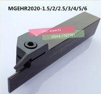 MGEHR2020 1.5 MGEHR2020 2 MGEHR2020 2.5 MGEHR2020 3 MGEHR2020 4 MGEHR2020 5 20*20 MM blattstiel CNC stange  drehmaschine werkzeug-in Drehwerkzeug aus Werkzeug bei