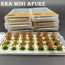 Модель сцены местности Производство Моделирование цветок кластер Дикая роза цветок DIY Миниатюрный Ландшафтный материал